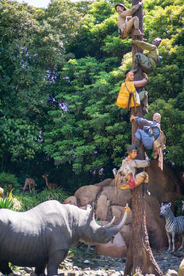 Jungle Cruise - Nouvelle version [Disneyland Park & Magic Kingdom - 2021] Disney10