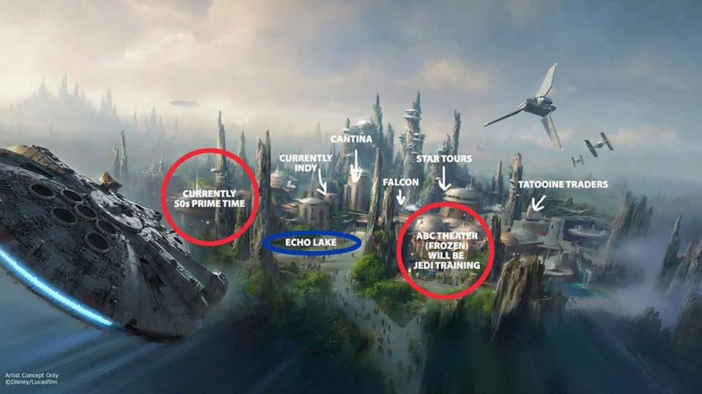 Zone Star Wars [Parc Walt Disney Studios - 202?] - Page 7 Disney11