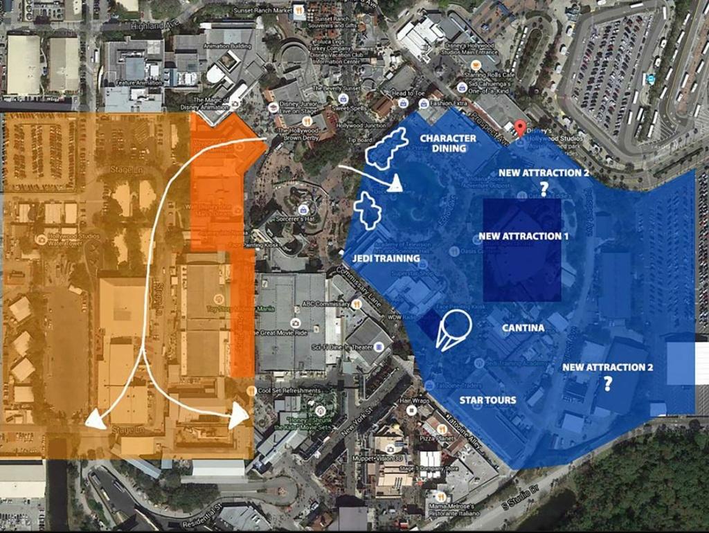 Zone Star Wars [Parc Walt Disney Studios - 202?] - Page 7 Disney12