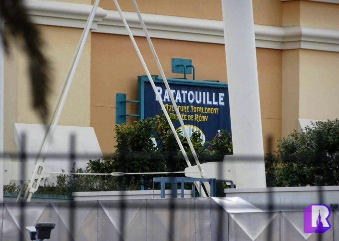 Affiches des Attractions du Parc Walt Disney Studios E04poo10
