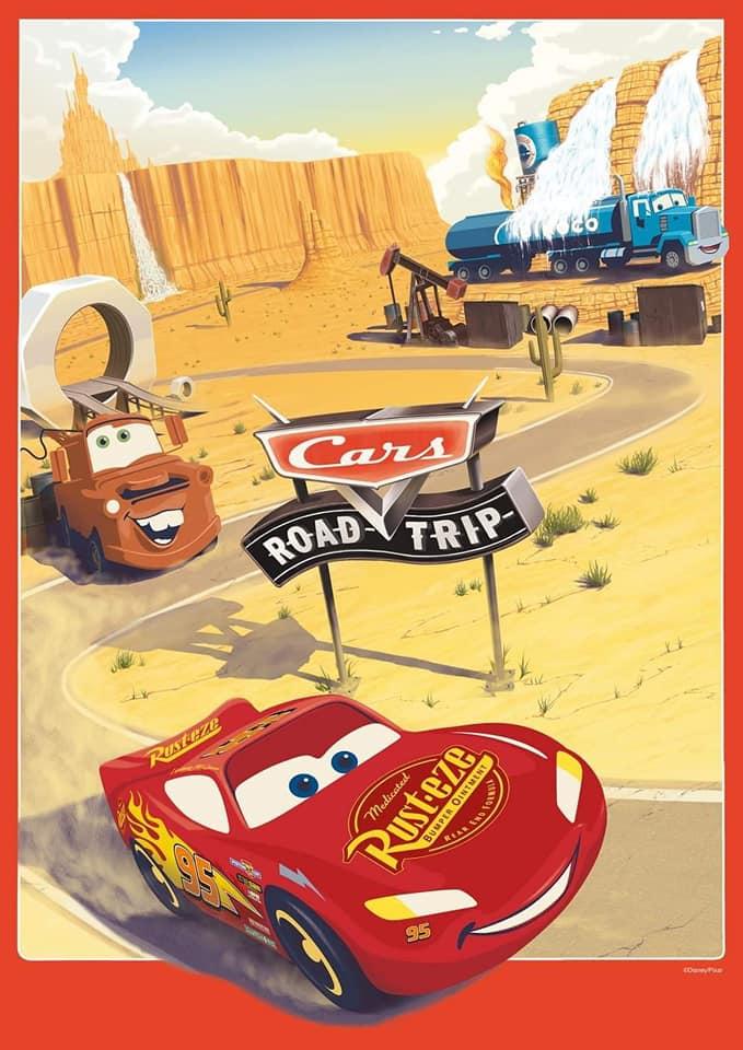 Affiches des Attractions du Parc Walt Disney Studios E31fex11