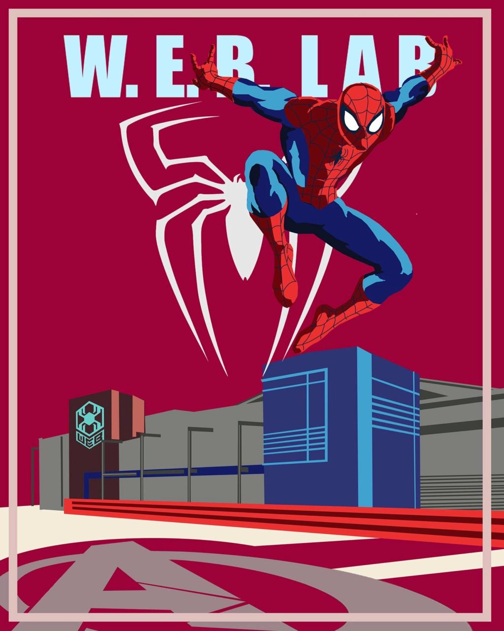 Avengers Campus [Parc Walt Disney Studios - 2022] - Page 28 Etaqtf11