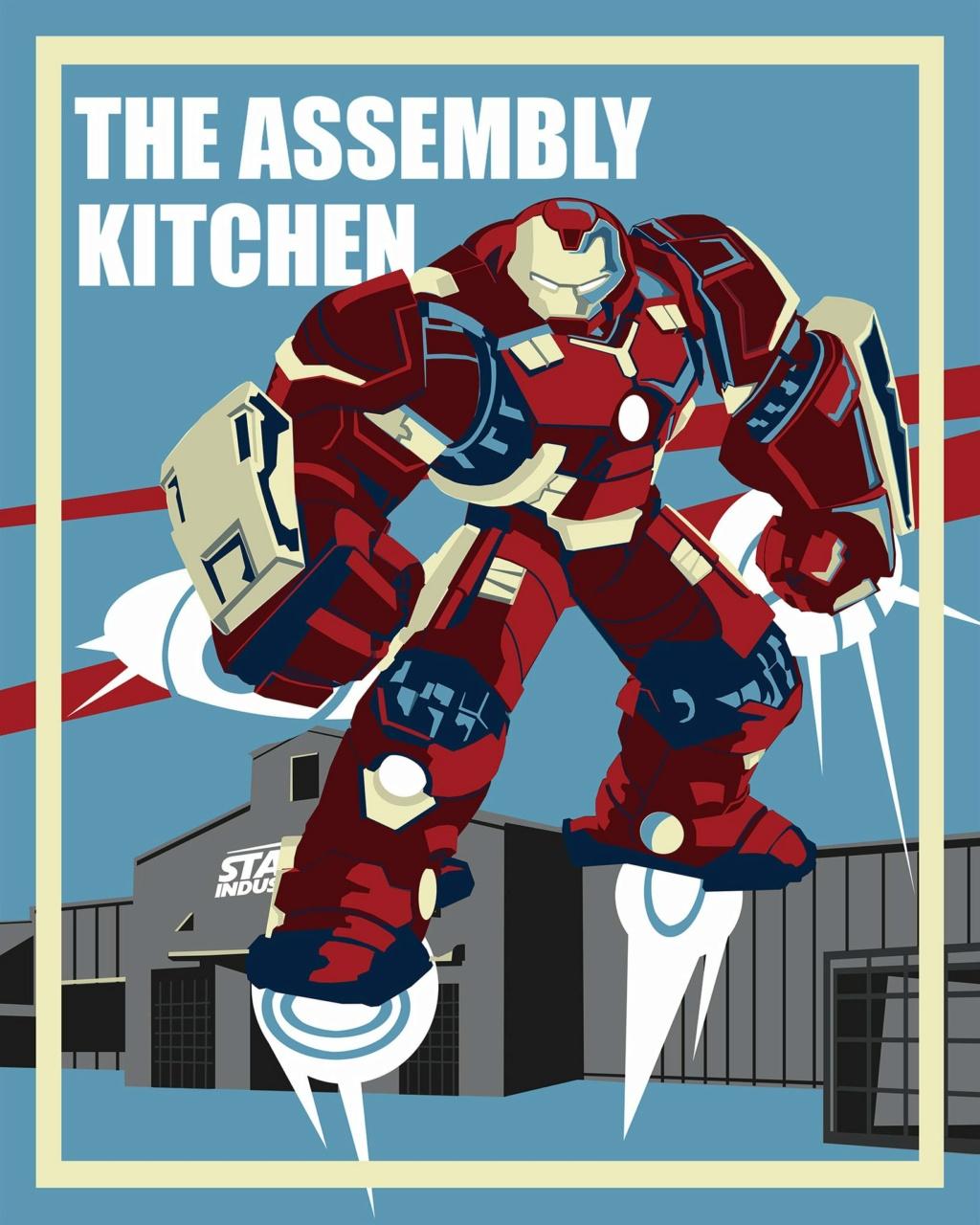 Avengers Campus [Parc Walt Disney Studios - 2022] - Page 28 Etarls10