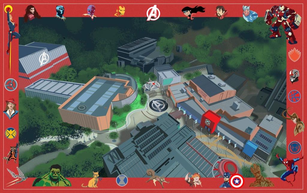 Avengers Campus [Parc Walt Disney Studios - 2022] - Page 29 Etau4i10