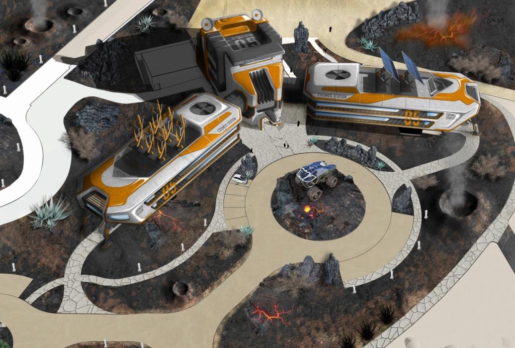 Star Wars: Galactic Starcruiser [Walt Disney World - 2022] - Page 8 Futuro10
