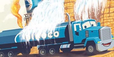 Affiches des Attractions du Parc Walt Disney Studios Image110