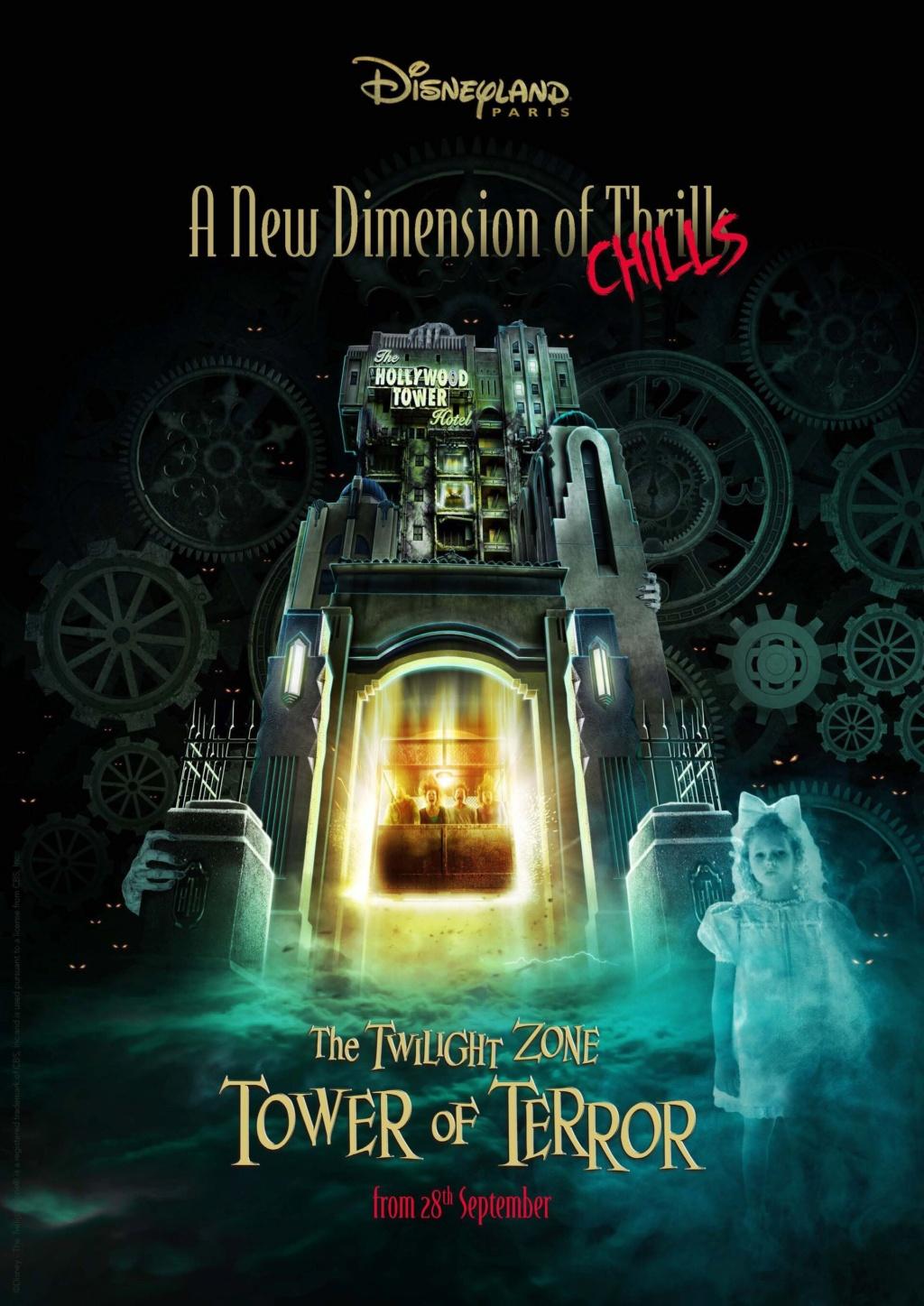 Affiches des Attractions du Parc Walt Disney Studios Img_2511