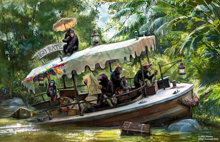 Jungle Cruise - Nouvelle version [Disneyland Park & Magic Kingdom - 2021] Jccb0210