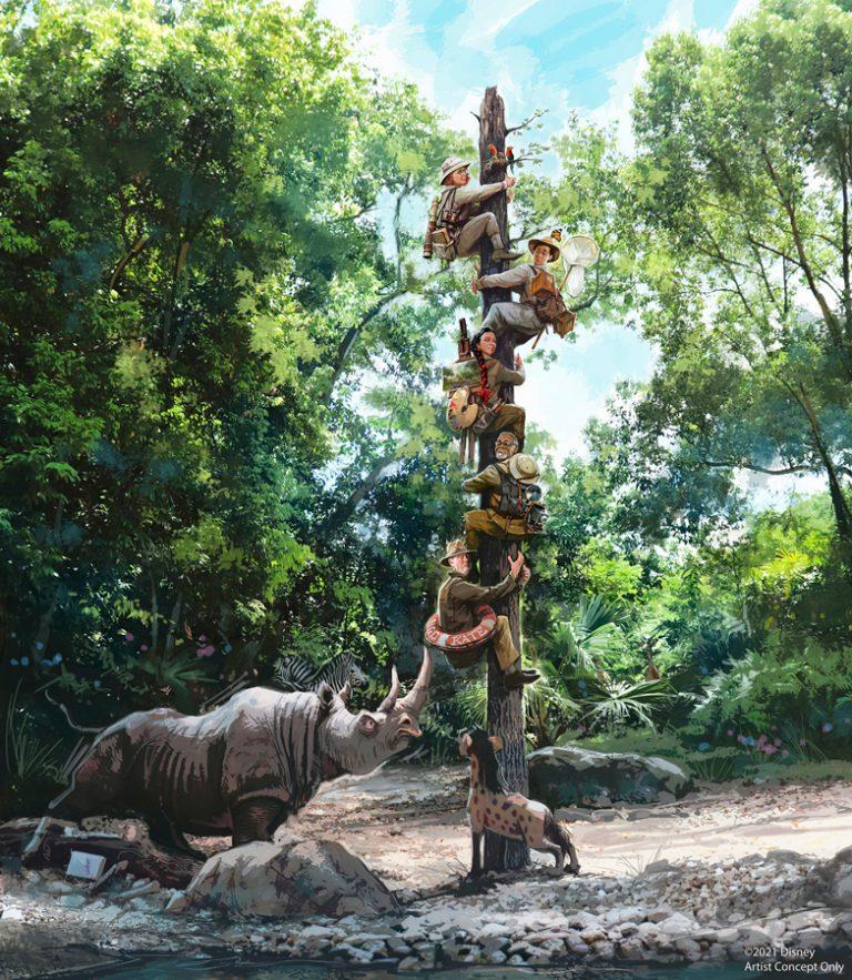 Jungle Cruise - Nouvelle version [Disneyland Park & Magic Kingdom - 2021] Jcrb0210