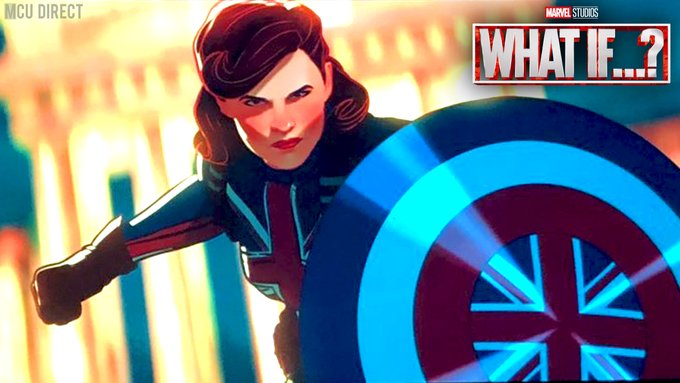 What If...? [Marvel - 2021] Peggy10