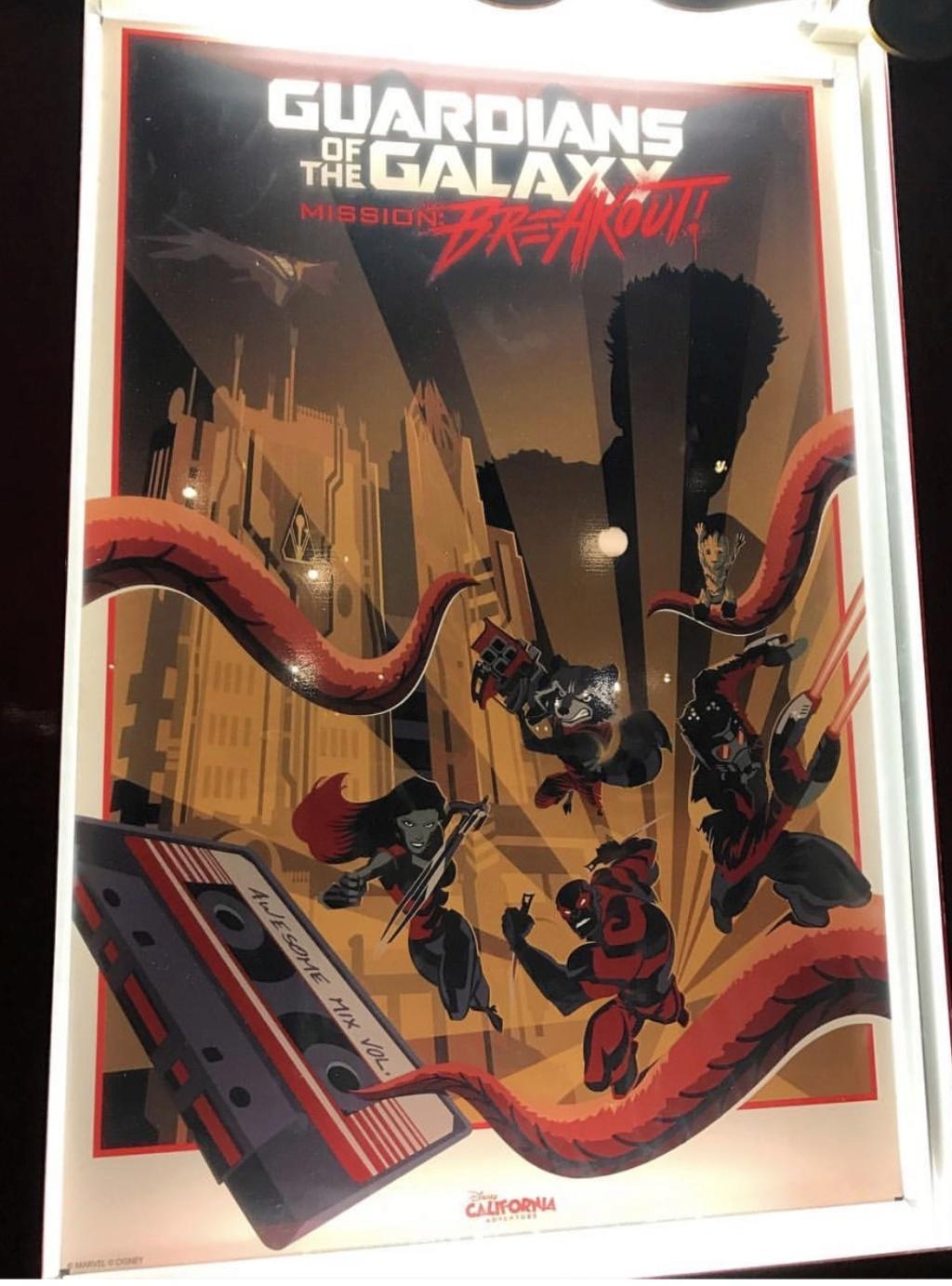 Affiches des Attractions du Parc Walt Disney Studios Singei10