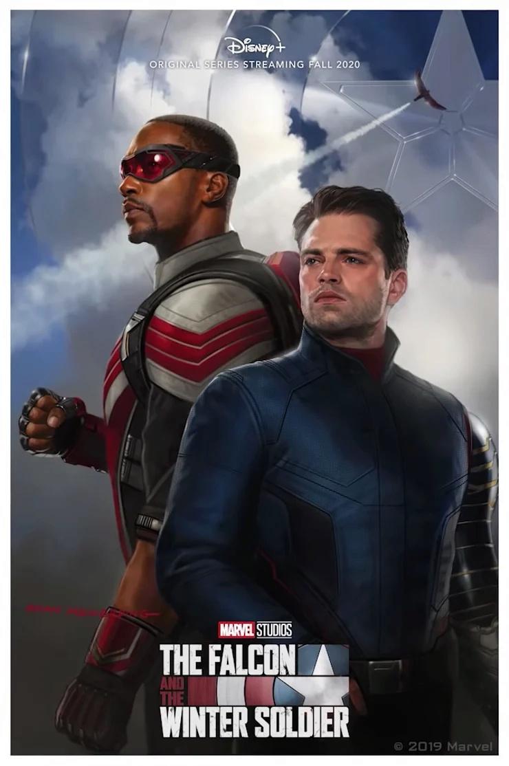 Falcon et le Soldat de l'Hiver [Marvel - 2021] The_fa10