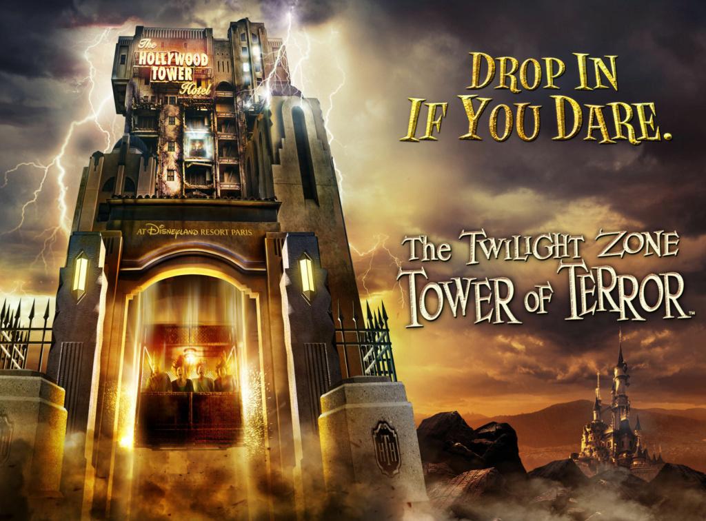 Affiches des Attractions du Parc Walt Disney Studios Tot_ho12