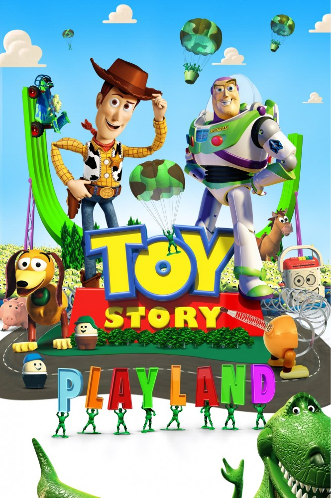 Affiches des Attractions du Parc Walt Disney Studios Tsplay10