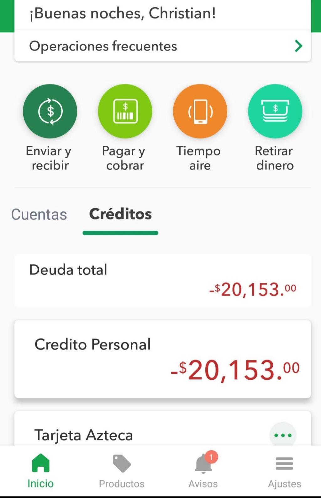Credito Banco Azteca Screen10
