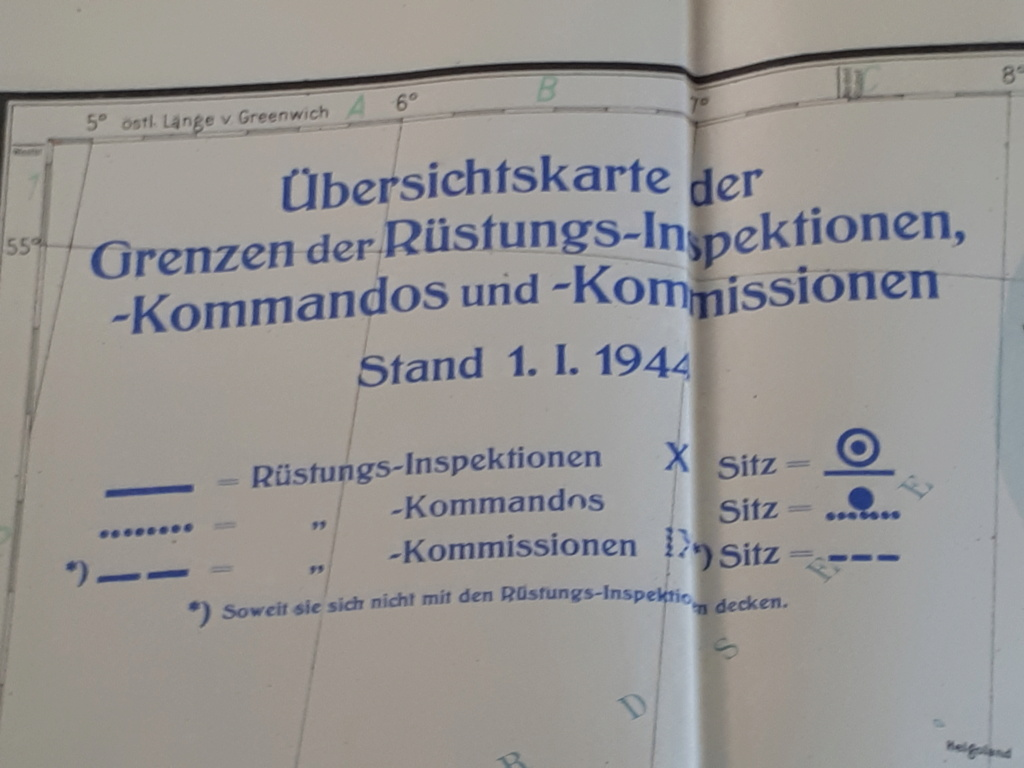 Identification 2 cartes allemandes 20201110