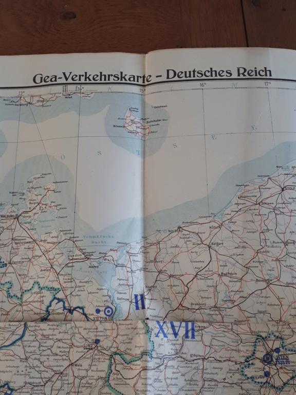 Identification 2 cartes allemandes 20201112