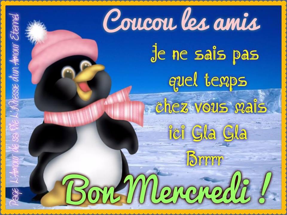 Ici on se dit bonjour  - Page 25 Mercre12