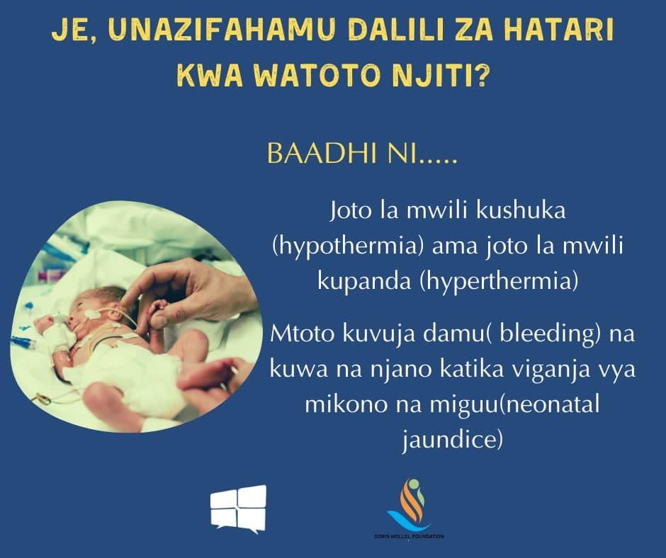 Sababu za Mtoto kuzaliwa Njiti 26229310