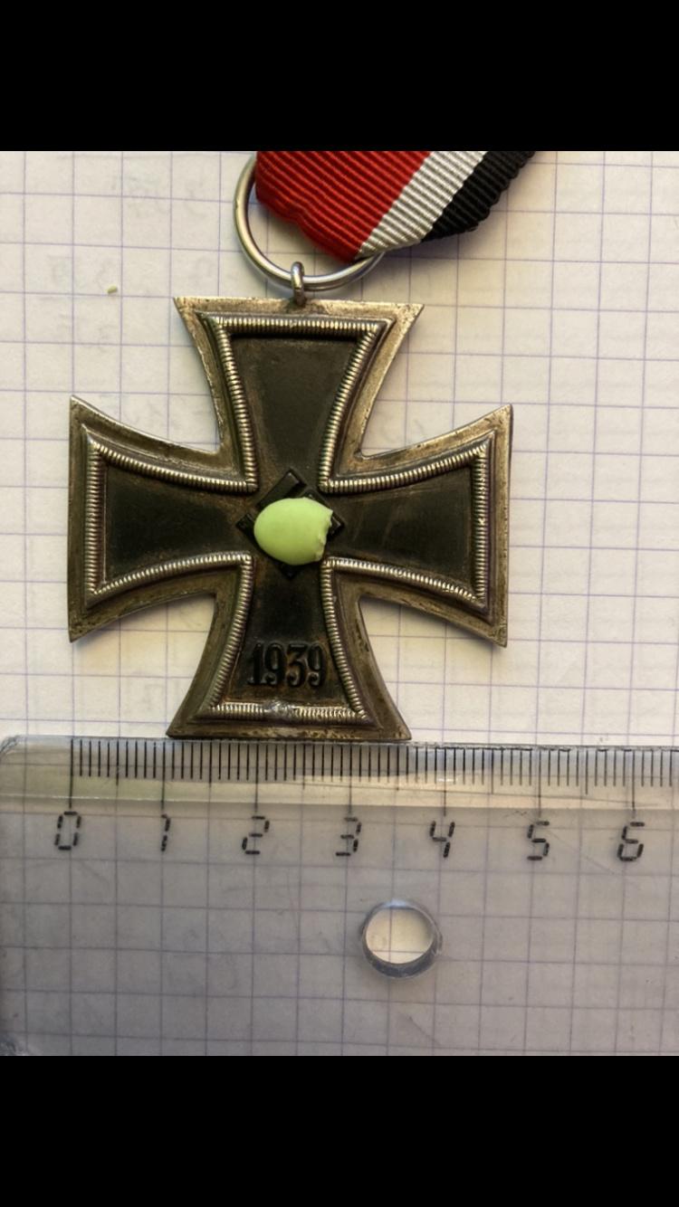 Authentification croix de fer  50543210