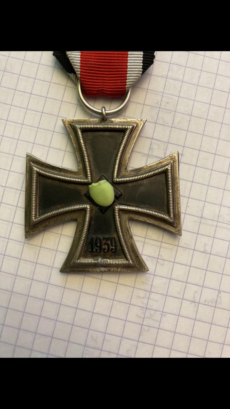 Authentification croix de fer  A3604a10