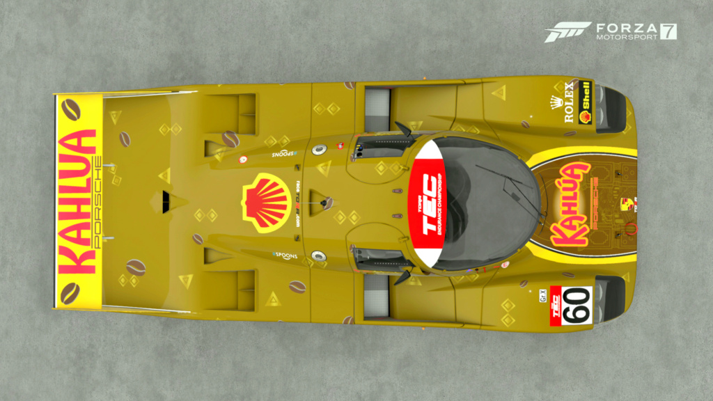 TEC R4 24 Heures du Mulsanne - Livery Inspection - Page 3 15aebf10