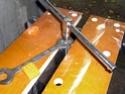 Fourche R65 démontage, joints spis, remontage 00510