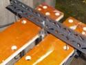 Fourche R65 démontage, joints spis, remontage 01110