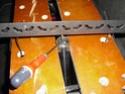 Fourche R65 démontage, joints spis, remontage 01210