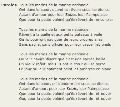 DUQUESNE (FRÉGATE) - Page 5 Chanso11