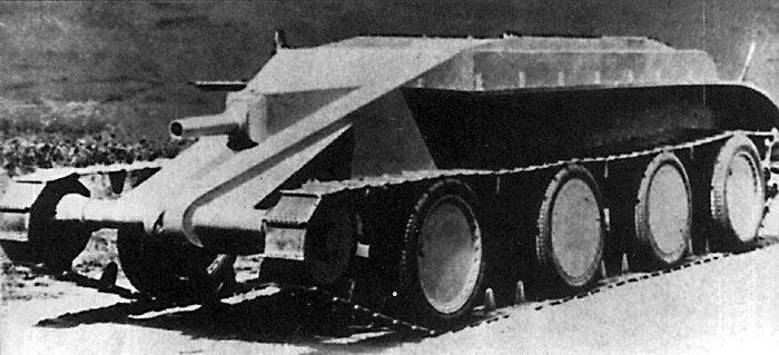Projets de chars volants des années 1930 et 40 70441410
