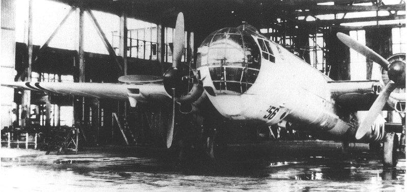 Toulouse, entre septembre et novembre 1944 He177_10