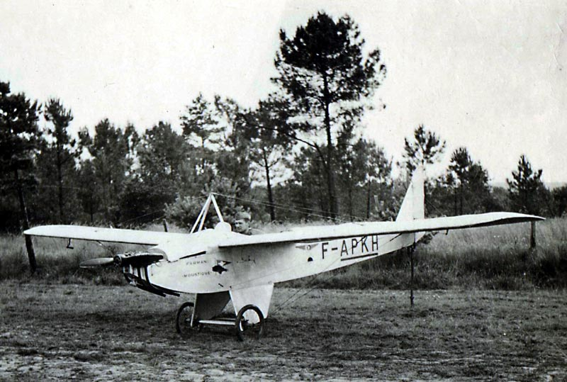 "Aviation Populaire - Farman ""Moustique"" Img11810"