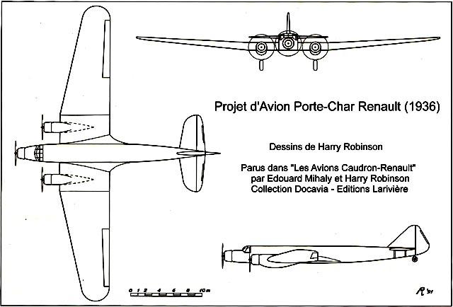 Projets de chars volants des années 1930 et 40 Img14512