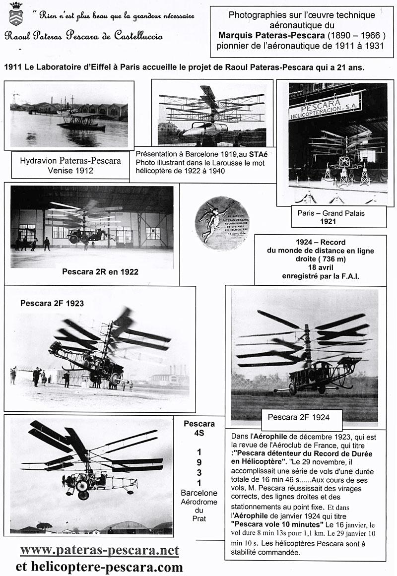 Biographie du Marquis Pateras-Pescara (1890 - 1966) Pescar10