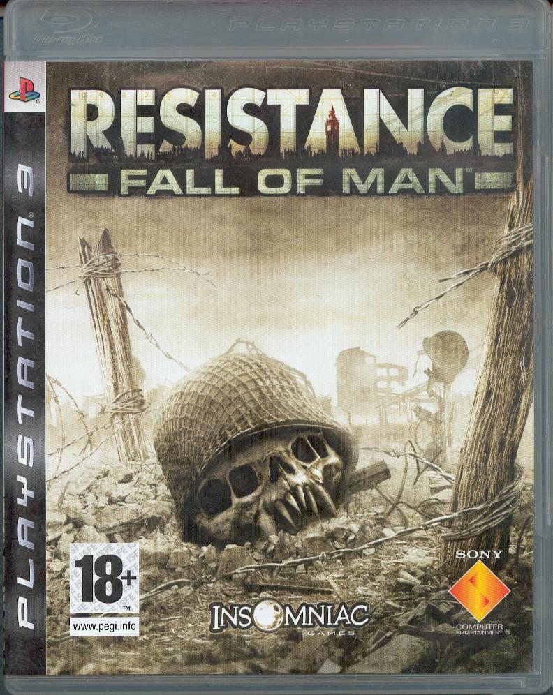 Les jeux PS3 à Korok. Resist10