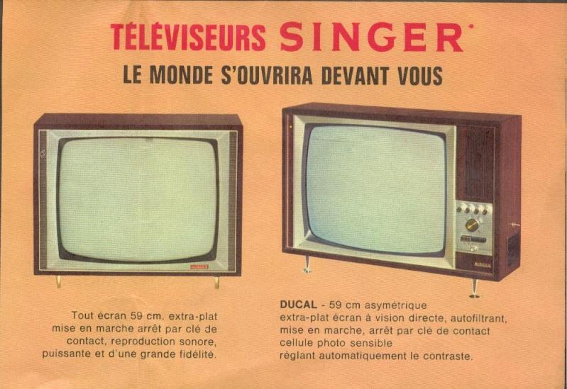 Publicité rétro - Nos anciens téléviseurs - Tv_sin10