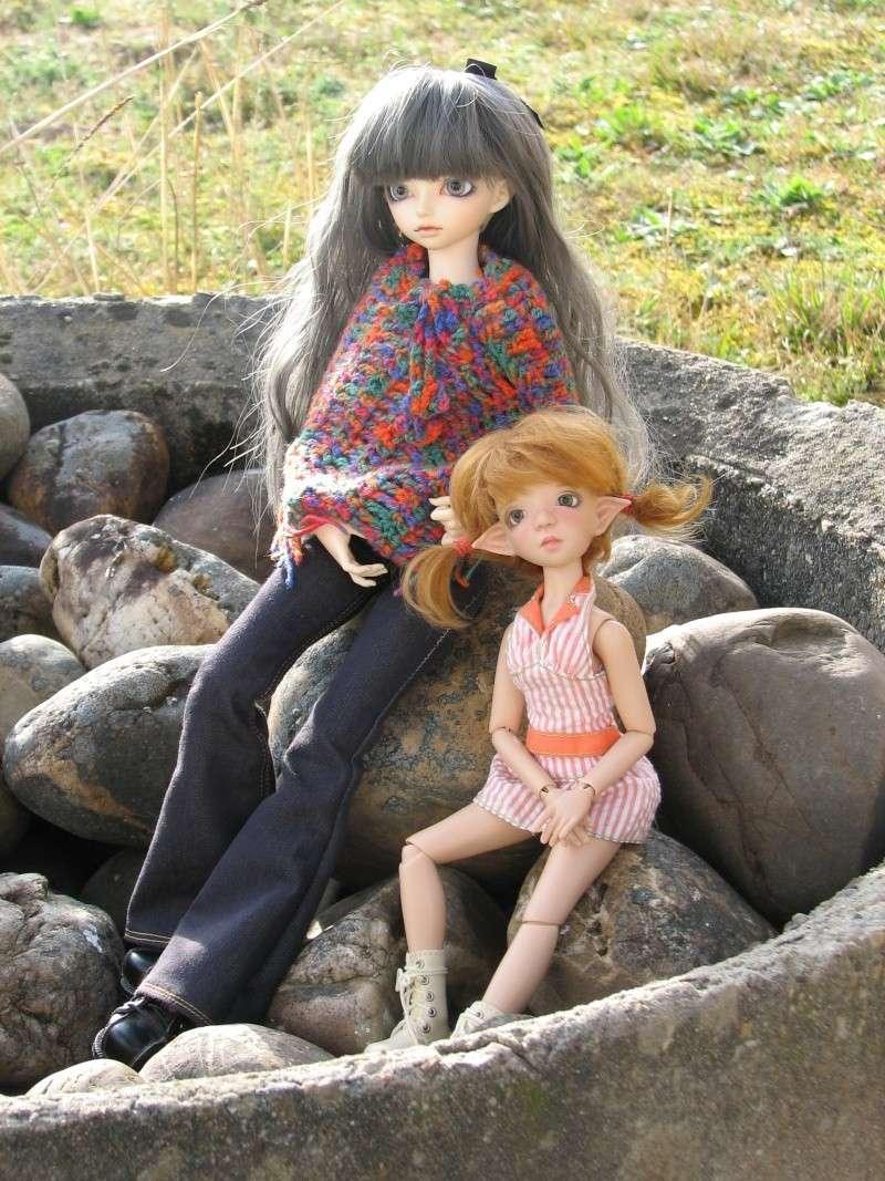 Sage & Cinny sur un vrai arbre P11 Photo248