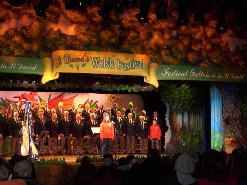St David's welsh festival  Dsci0313