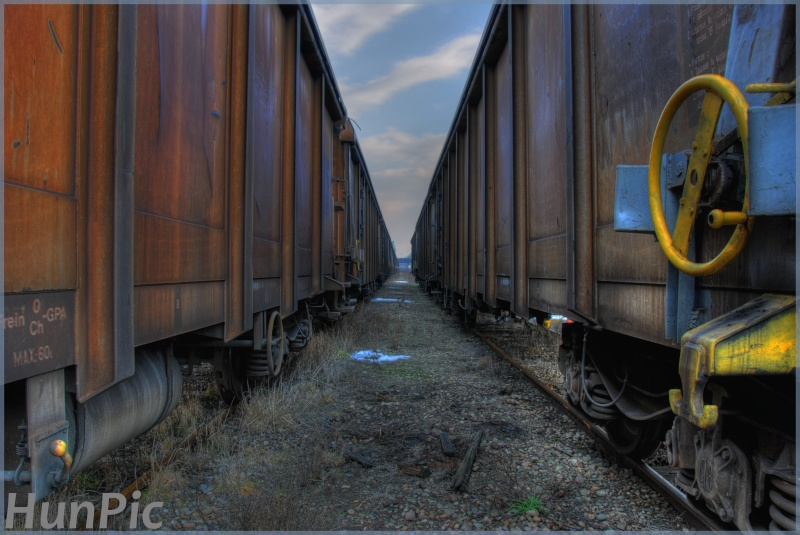 HDR Chemin de Fer Dsc_0015