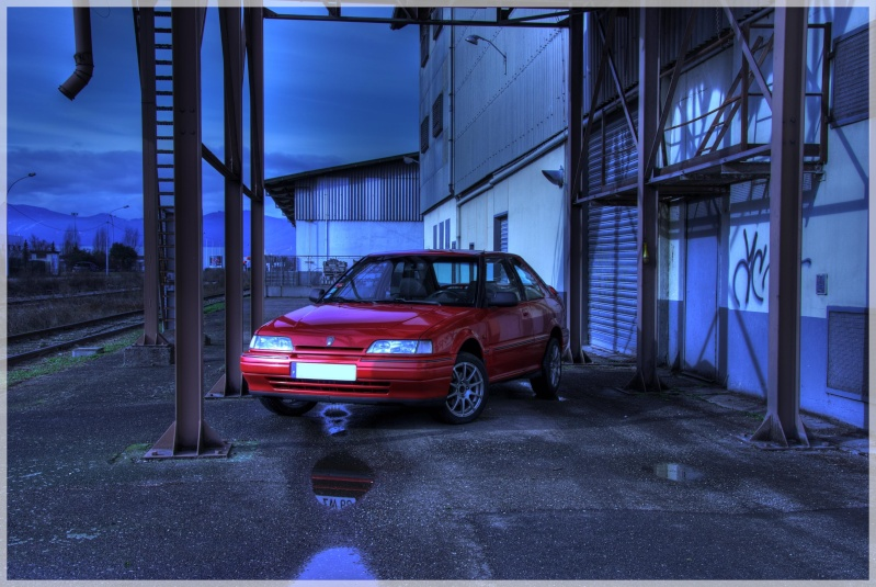Test HDR ROVER 216 GTi 16V[NEW] Rover_10