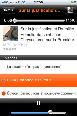 Pour mieux écouter LUMIERE101 (sur Mobiles, Liveradio, Iphone,...) Img_0010