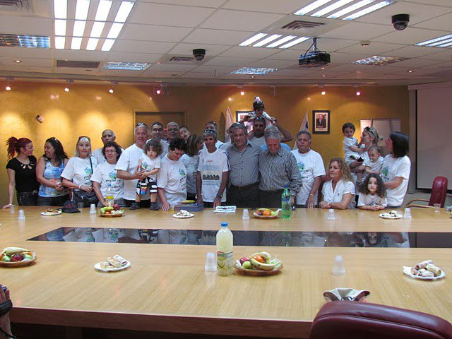 BONNE CHANCE YAIR ISRAEL NOTRE CHAMPION DE COURSE A PIED D'AGADIR 20058110