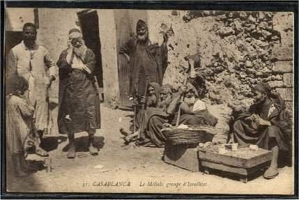 PHOTOS ANCIENNES DES JUIFS DU MAROC - Page 2 31526_12