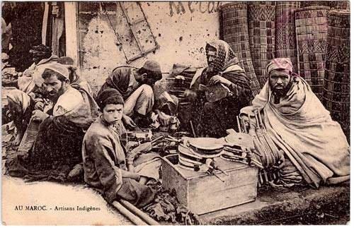 PHOTOS ANCIENNES DES JUIFS DU MAROC - Page 2 31526_14