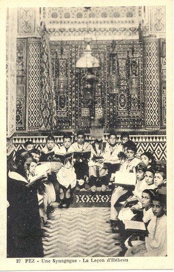 PHOTOS ANCIENNES DES JUIFS DU MAROC - Page 2 31526_22