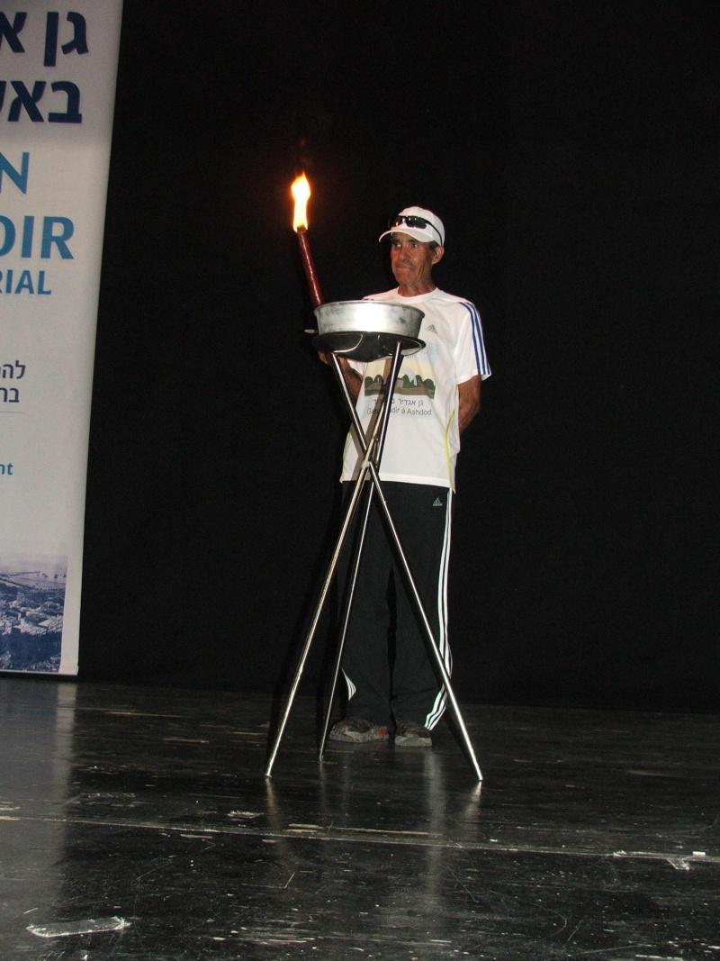 BONNE CHANCE YAIR ISRAEL NOTRE CHAMPION DE COURSE A PIED D'AGADIR Dscf9210