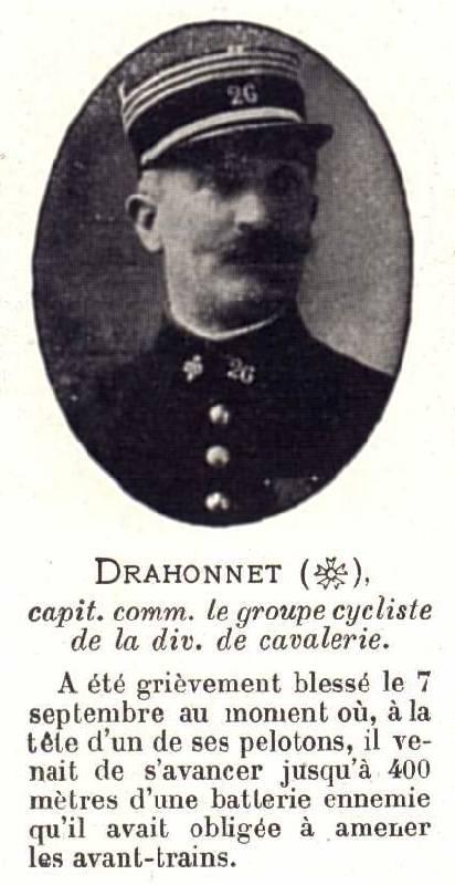 Capitaine DRAHONNET (1er GCC) Drahon10