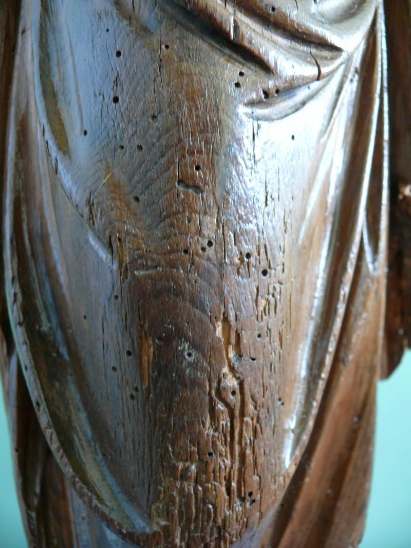 Quel bois pour cette statue ? P1050511