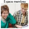 Espace Membres